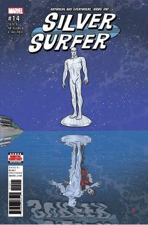 SILVER SURFER (2016) #14