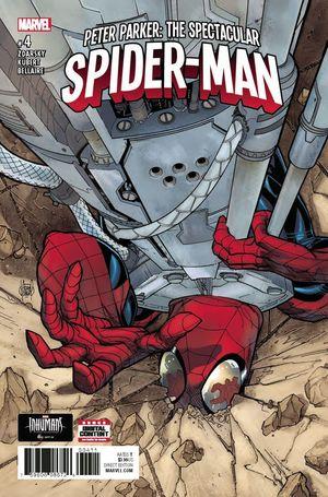 PETER PARKER SPECTACULAR SPIDER-MAN (2017 1ST) #4