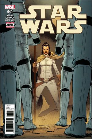 STAR WARS (2015 MARVEL) #40