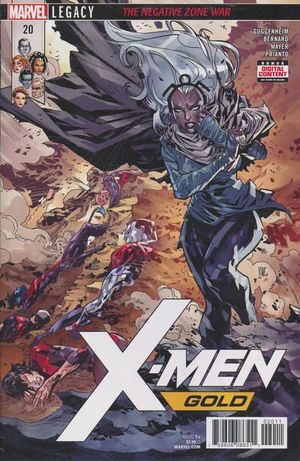 X-MEN GOLD (2017) #20