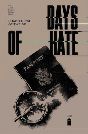 DAYS OF HATE (2018) #2