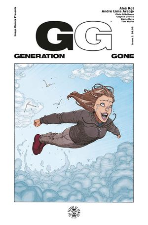 GENERATION GONE (2017) #2