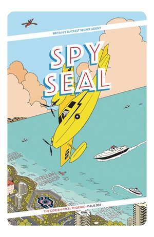 SPY SEAL (2017) #2