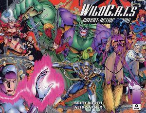 WILDCATS COVERT ACTION TEAMS (1992) #0