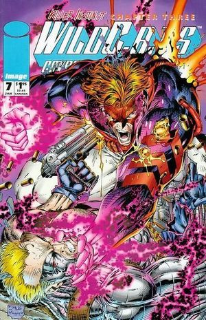 WILDCATS COVERT ACTION TEAMS (1992) #7