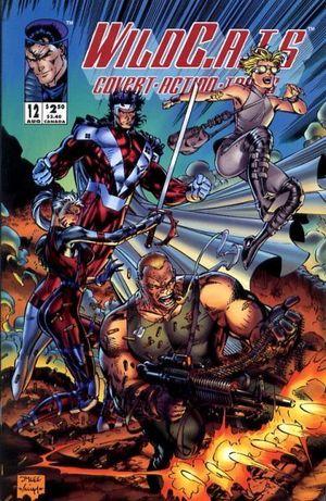 WILDCATS COVERT ACTION TEAMS (1992) #12