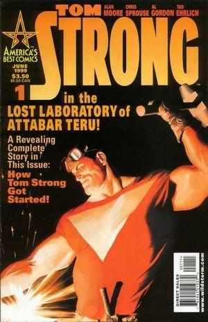TOM STRONG (1999) #1B