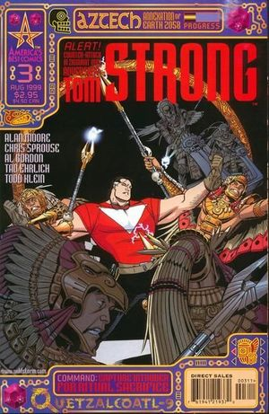 TOM STRONG (1999) #3