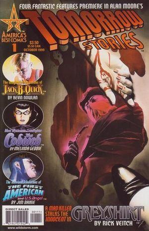 TOMORROW STORIES (1999) #1B