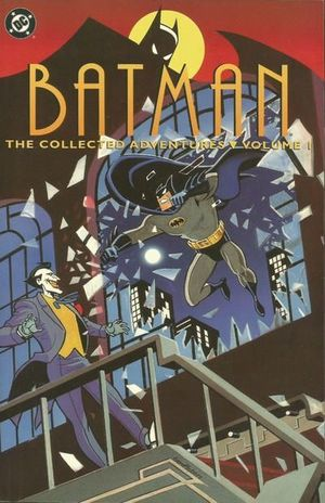 BATMAN THE COLLECTED ADVENTURES TPB (1993-1994) #1-2