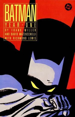 BATMAN YEAR ONE TPB (1988) #1
