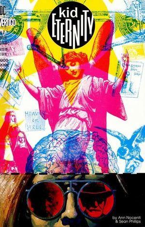 KID ETERNITY (1993 3RD SERIES) #2