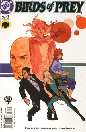 BIRDS OF PREY (1999 1ST SERIES) #47-49