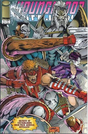 YOUNGBLOOD BATTLEZONE (1992) #1-2