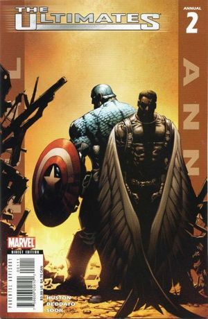 ULTIMATES 2 ANNUAL (2004 2ND SERIES)  #2