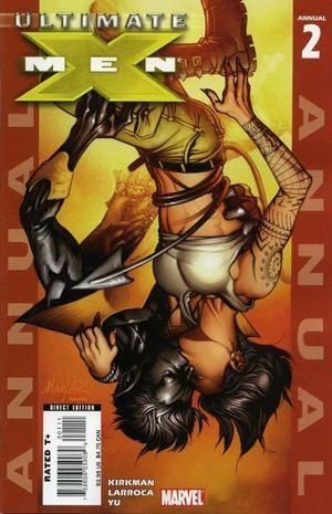 ULTIMATE X-MEN ANNUAL (2001 1ST SERIES)  #2