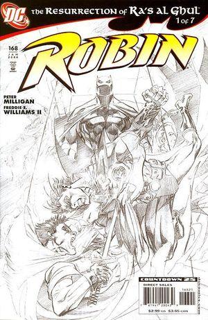 ROBIN (1993-2009) #168B