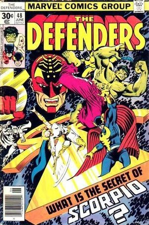DEFENDERS (1972 1ST SERIES) #48