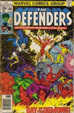 DEFENDERS (1972 1ST SERIES) #60