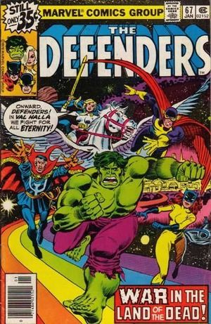DEFENDERS (1972 1ST SERIES) #67
