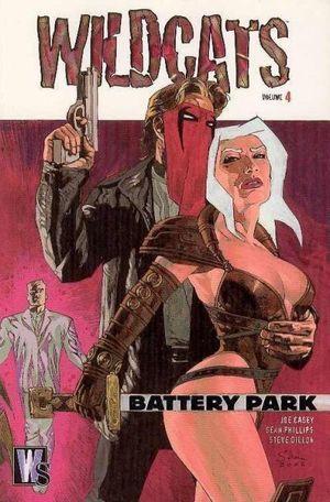 WILDCATS TPB (2000-2003) #4