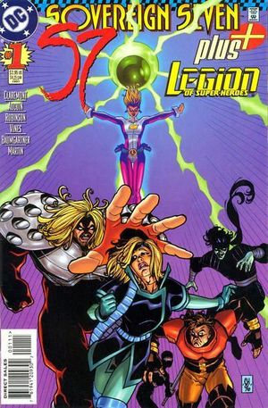 SOVEREIGN SEVEN PLUS (1997) #1