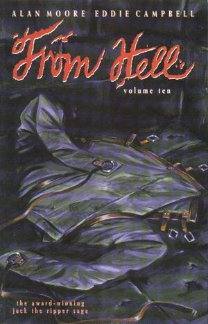 FROM HELL (1991) #10