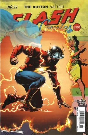 FLASH (2016 5TH SERIES) #22