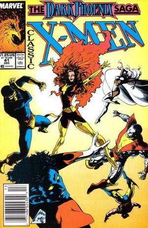 X-MEN CLASSIC (1986 CLASSIC X-MEN) #41
