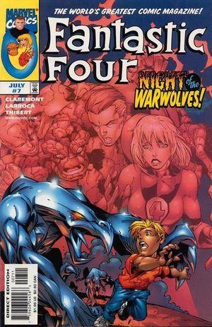FANTASTIC FOUR (1998 3RD SERIES) #7