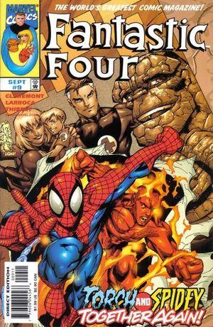 FANTASTIC FOUR (1998 3RD SERIES) #9