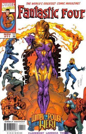 FANTASTIC FOUR (1998 3RD SERIES) #11