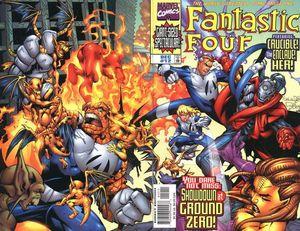 FANTASTIC FOUR (1998 3RD SERIES) #12