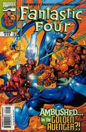FANTASTIC FOUR (1998 3RD SERIES) #15