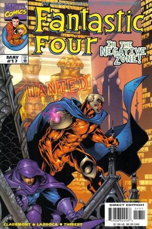 FANTASTIC FOUR (1998 3RD SERIES) #17