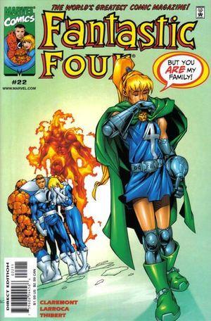 FANTASTIC FOUR (1998 3RD SERIES) #22