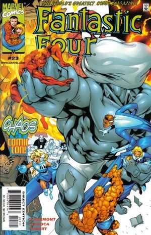 FANTASTIC FOUR (1998 3RD SERIES) #23