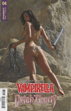 VAMPIRELLA DEJAH THORIS (2018) #4F