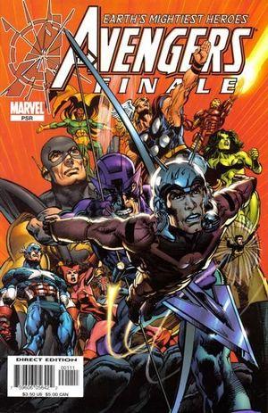 AVENGERS FINALE (2005) #1