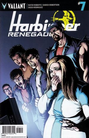HARBINGER RENEGADE (2016) #7