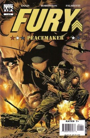 FURY PEACEMAKER (2006) #1-6