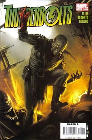 THUNDERBOLTS (1997) #121