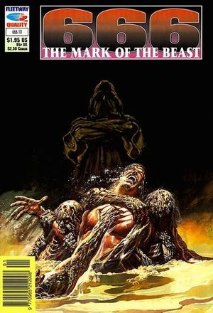 666 THE MARK OF THE BEAST (1991) #10