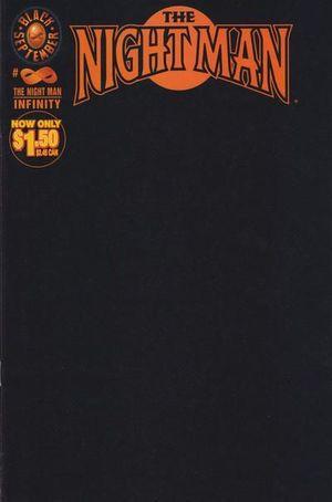 NIGHT MAN INFINITY (1993 BLACK SEPTEMBER) #1