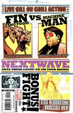 NEXTWAVE AGENTS OF HATE (2006) #2