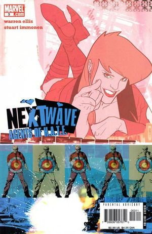 NEXTWAVE AGENTS OF HATE (2006) #3