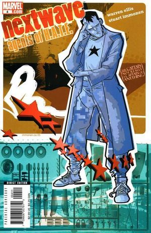 NEXTWAVE AGENTS OF HATE (2006) #4