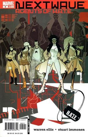 NEXTWAVE AGENTS OF HATE (2006) #5