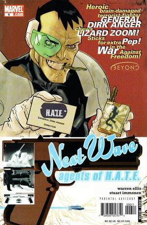 NEXTWAVE AGENTS OF HATE (2006) #6