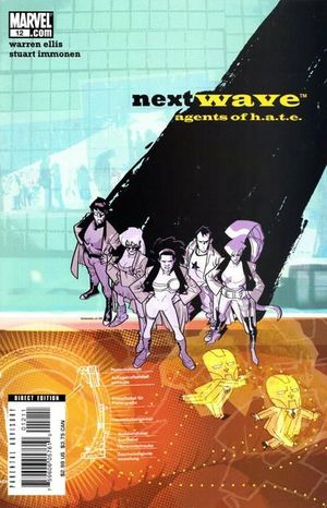 NEXTWAVE AGENTS OF HATE (2006) #12